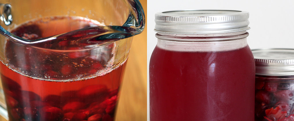 Make Your Own Cranberry Vodka