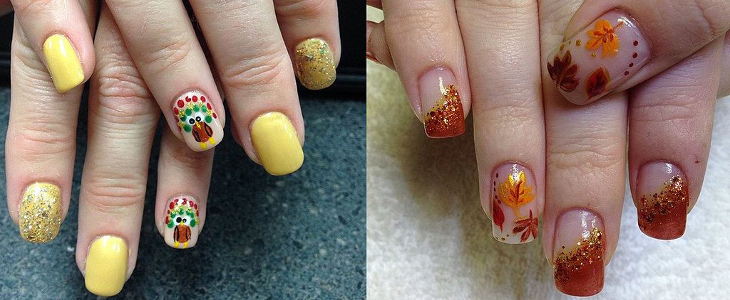 Thanksgiving Nail Art Ideas More Tantalizing Than Pumpkin Pie