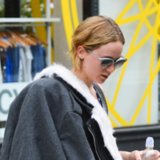Jennifer Lawrence Seen Leaving SoulCycle