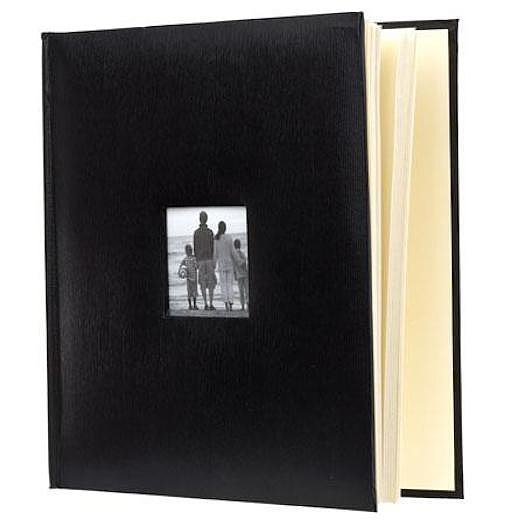 Photo Album Filled With Pictures