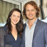 Outlander Interview With Sam Heughan and Cai