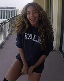 "Beyonce Goes Without Pants, Has Epic Hotel Party in ""7/11"" Music Video"