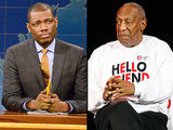 Saturday Night Live's Michael Che Blasts Bill Cosby: 'Pull Your Damn Pants Up'