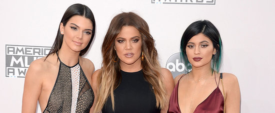 Khloé, Kylie, and Kendall Take On the Thigh-High Slit — Who Wore It Best?