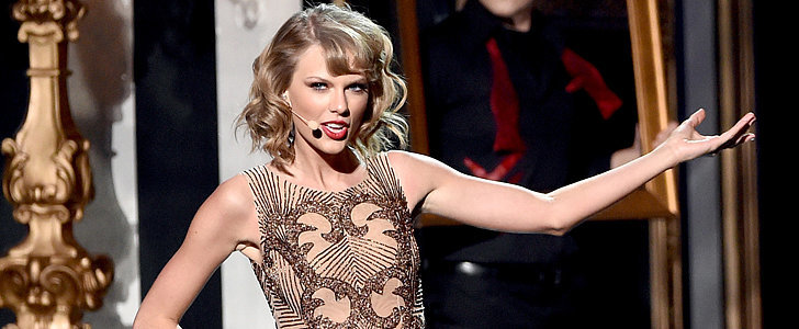 "Watch Taylor Swift's Extravagant ""Blank Space"" Performance at the AMAs!"