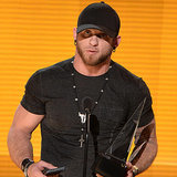 Brantley Gilbert at the American Music Awards 2014