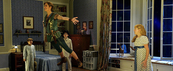 Allison Williams Is Really Pulling Off Peter Pan in a New Full Trailer