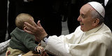 'Explosion Of Emotions' As Pope Greets Children With Autism