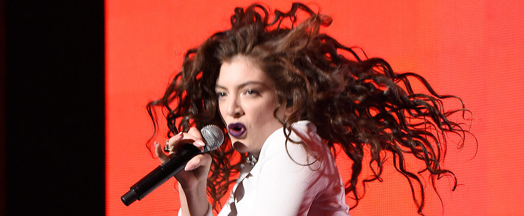 Here's All of Lorde's Crazy Dance Moves From the AMAs