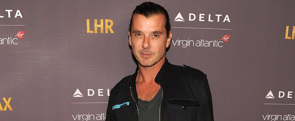 Gavin Rossdale's Sons Love to Protect Their Baby Brother