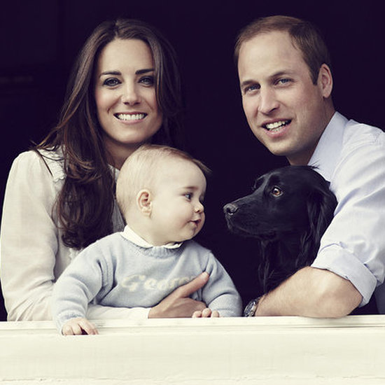 Prince George's Best Moments of 2014 | Photos