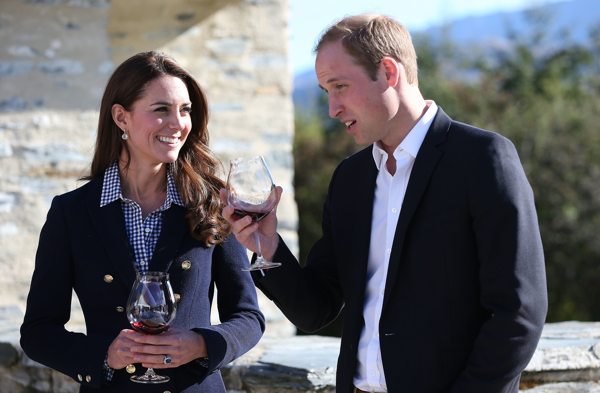 Are absolutely William and kate in new zealand accept. The
