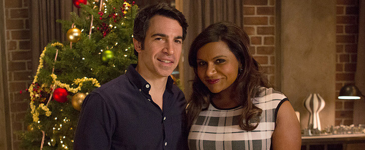 The Mindy Project's Holiday Episode Already Looks Adorable