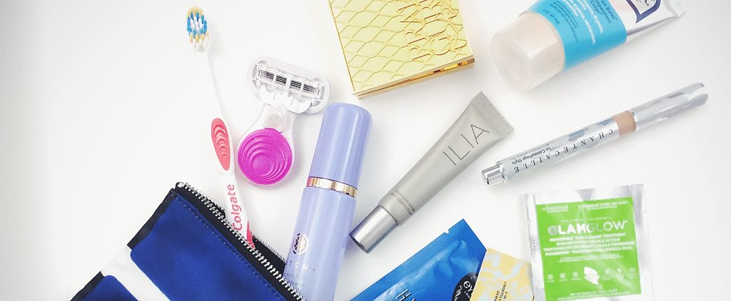 Exactly Which Beauty Products to Pack For Your Holiday Travels