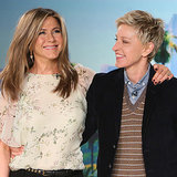 Jennifer Aniston on the Ellen Show in Nov. 2014 | Video