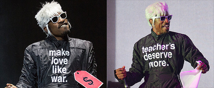 André 3000's Thought-Provoking Jumpsuits Will Be Featured in an Art Exhibit