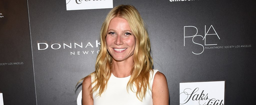 Gwyneth Paltrow's Secret Weapon For Red-Carpet-Ready Legs
