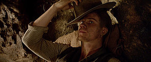 See Garrett Hedlund as a Sexy Young Hook in the Pan Trailer