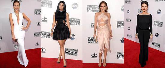 Look Who's Bringing the Glamour to the American Music Awards