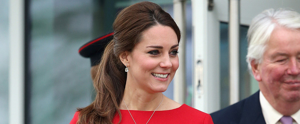 Kate Middleton Had an Emotional Day at the Children's Hospice Launch