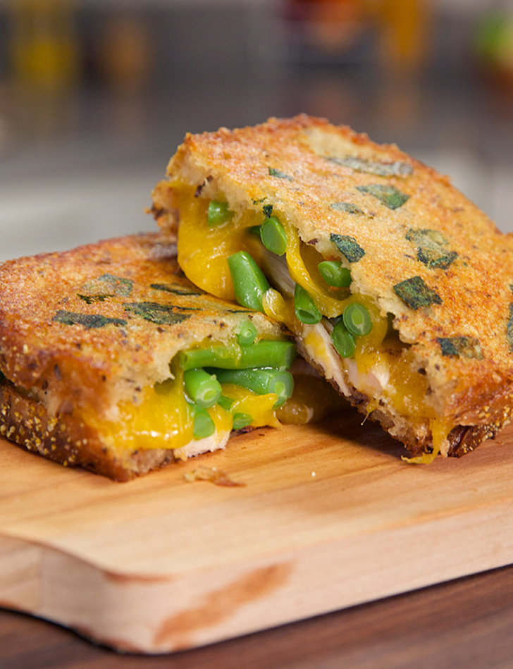 Grilled Cheese | 23 Inspired Ways to Put Thanksgiving Leftovers ...