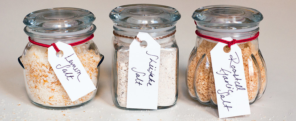 Homemade Flavored Salt Is Inexpensive, Elegant, and So Easy to Make
