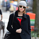 Emma Stone Just Stepped Out in Every Girl's Perfect Autumn Uniform