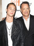 Tom Hanks's Son Reveals Cocaine Addiction, Says He's '50 Days Clean'