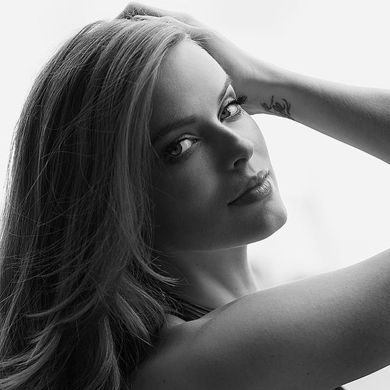 "The Pregnant Robyn Lawley: ""My Hair Is Definitely the Thing I Love Most"""