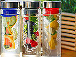 A Genius Way to Infuse Water (or Holiday Cocktails) with Fruit and Veggies