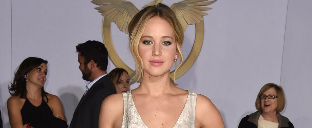 Jennifer Lawrence Has Reluctantly Become a Pop Star
