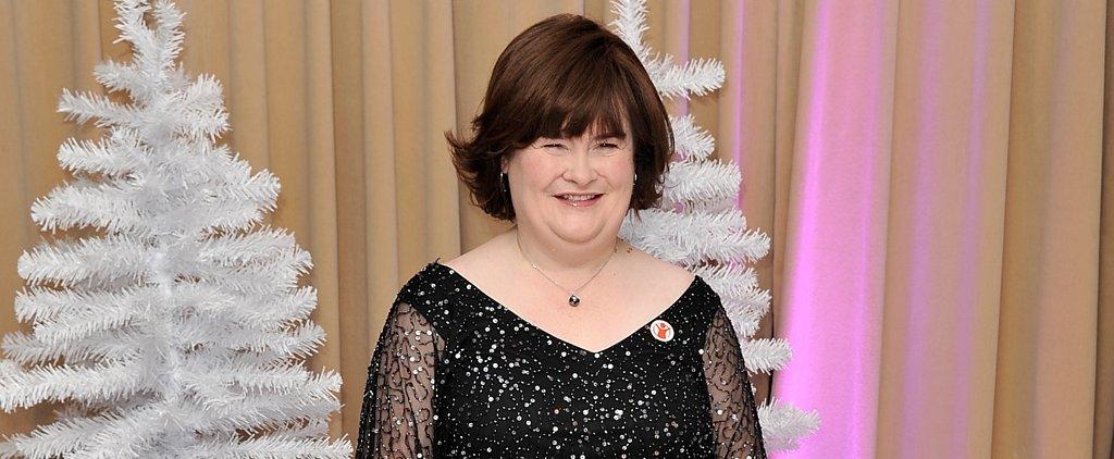 Susan Boyle Lands Her First Boyfriend at 53!