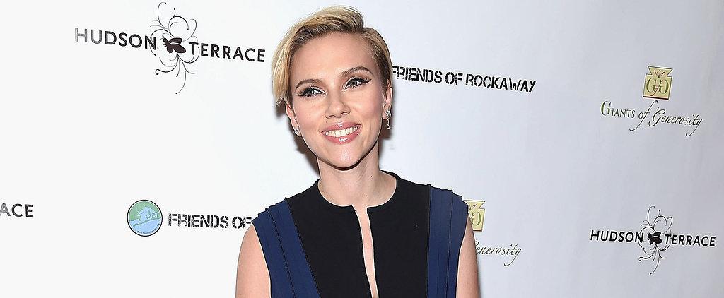 Did Scarlett Johansson Secretly Get Married?