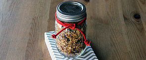 10+ DIY Mason Jar Gifts For the Health Nut in Your Life