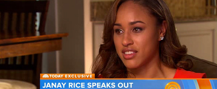 Janay Rice Opens Up to Matt Lauer About the Elevator Incident