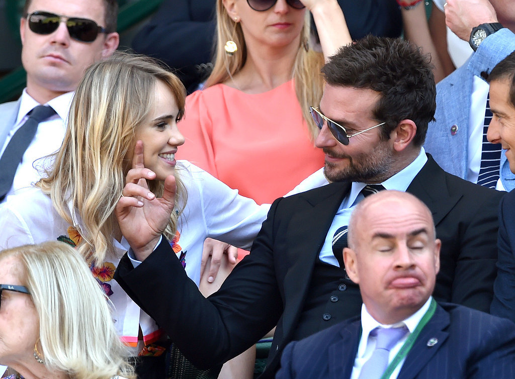 Bradley Cooper and Suki WaterhouseBradley Cooper And Suki Waterhouse Pda