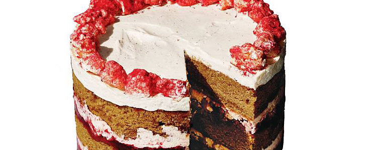 A Breakdown of Christina Tosi's Epic Cranberry Gingerbread Cake