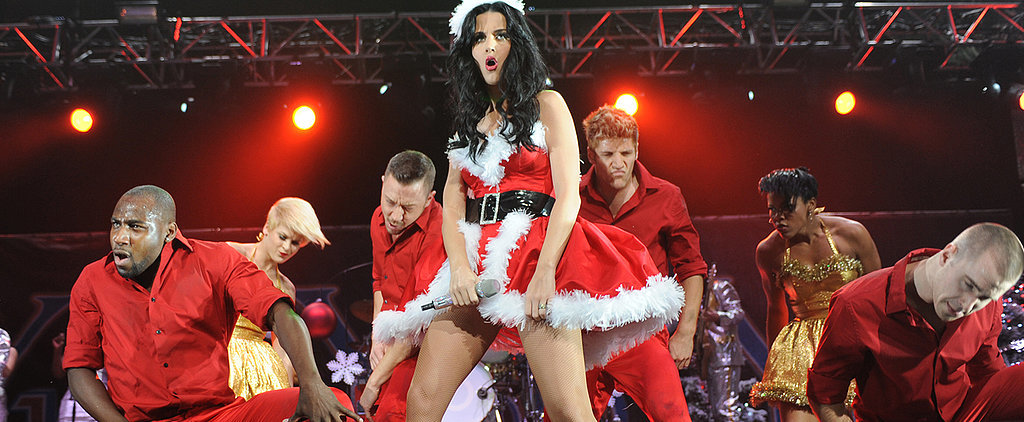 60 Seconds of Celebs in Sexy Santa Costumes