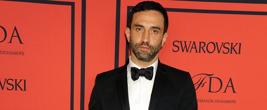 Riccardo Tisci Says He Doesn't Want to Be a Trend Designer