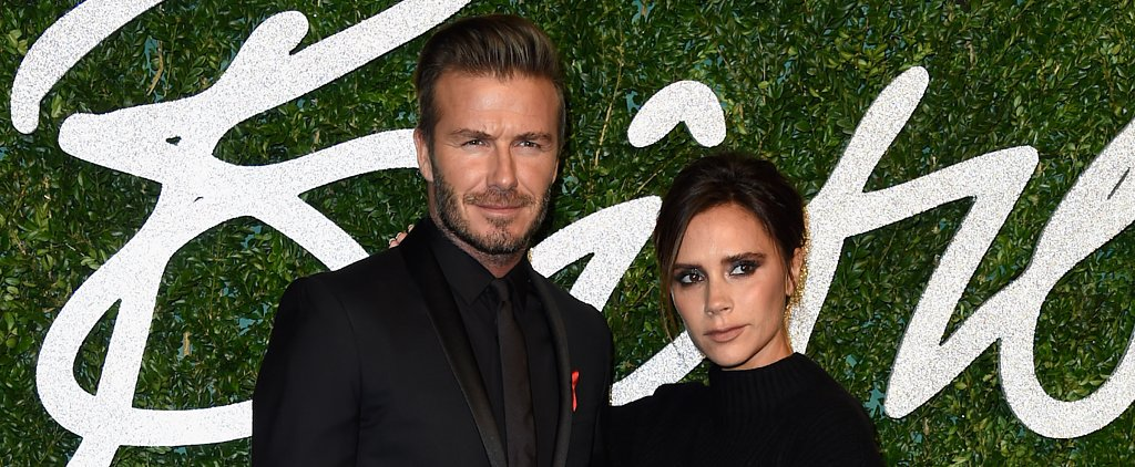 How Victoria Beckham Supported World AIDS Day