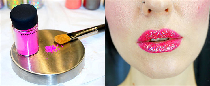 5 Awesome Ways to Use Loose Powder Pigments All Over Your Face