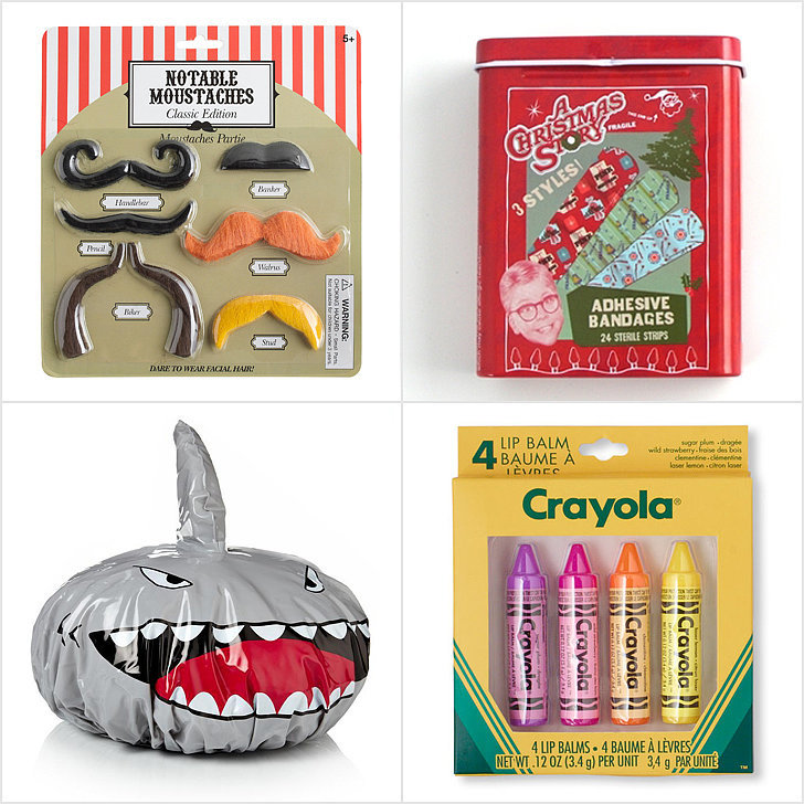 Wacky white elephant gifts popsugar beauty