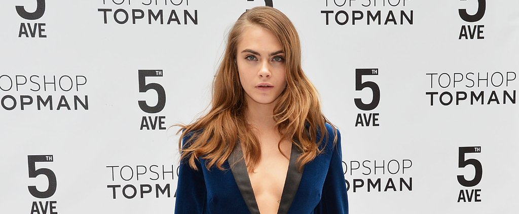 Watch Cara Delevingne Sing, Act, and Dance All at Once