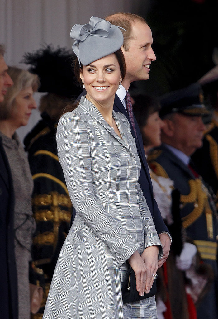 Kate Middleton's Crowning Maternity Style Moments