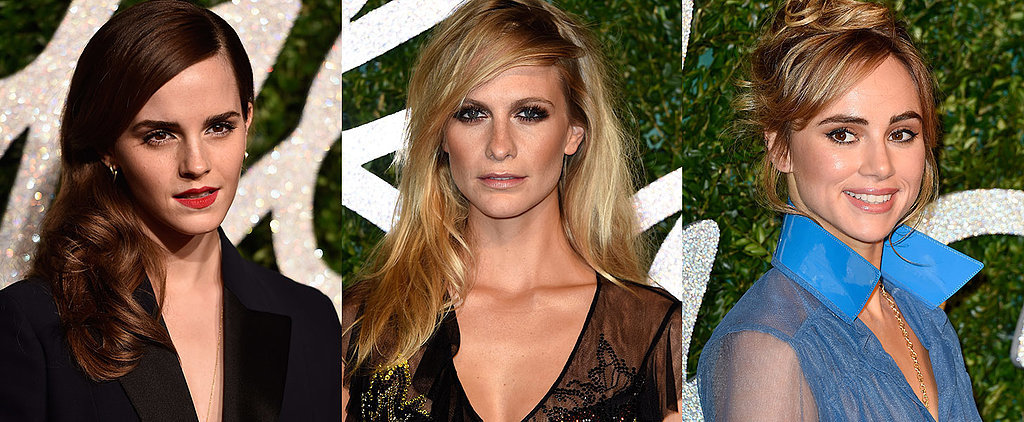Fashion's Most Beautiful Take the Red Carpet
