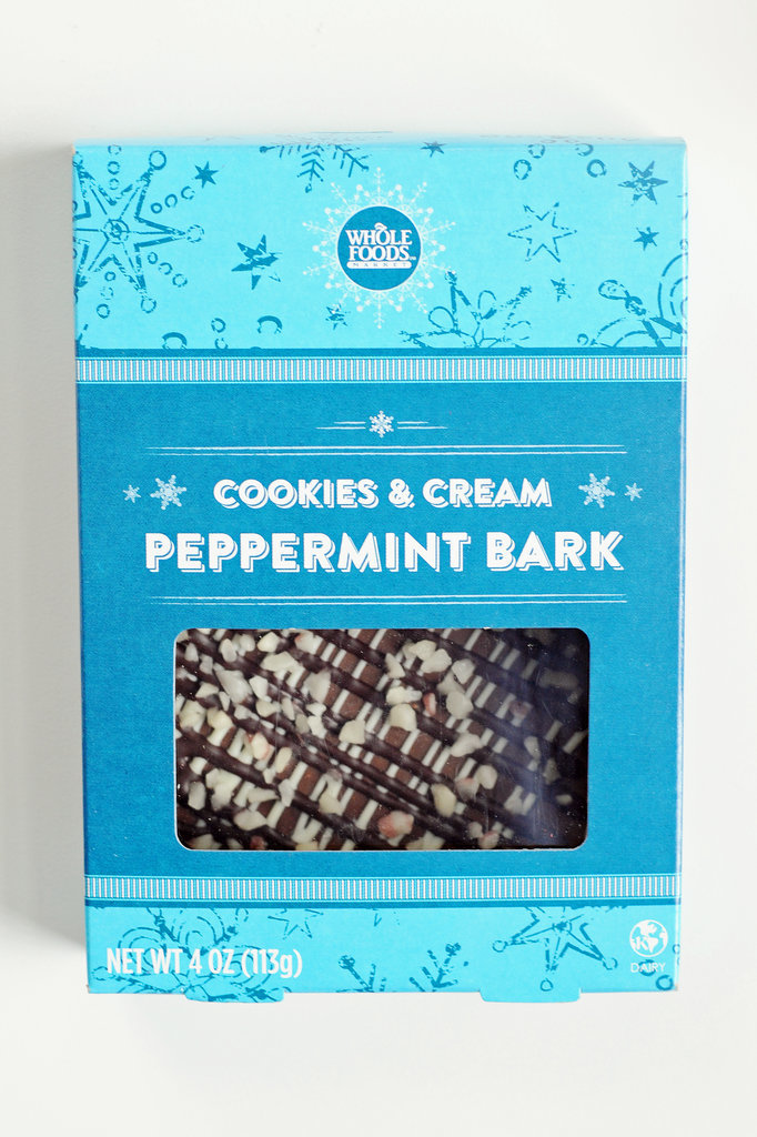 Whole Foods Cookies and Cream Peppermint Bark