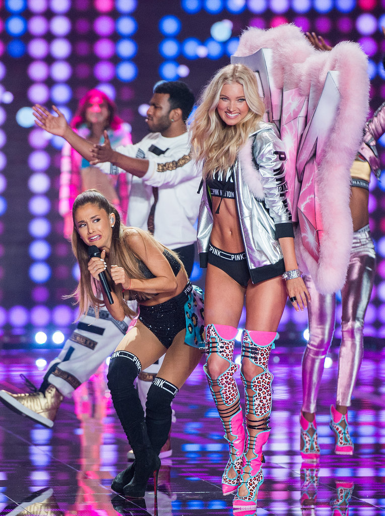 Victoria's Secret Fashion Show 2015 Performance Share This Link