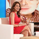 Eva Mendes Interview on The Ellen Show After Giving Birth