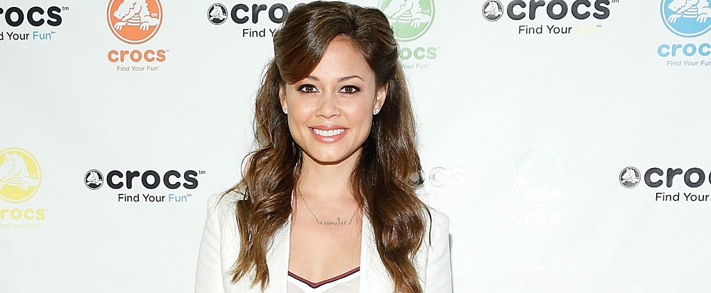 Vanessa Lachey Shows Off Her Massive Baby Bump