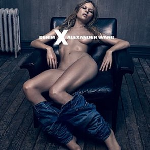Alexander Wang Releases Sexy Denim Campaign